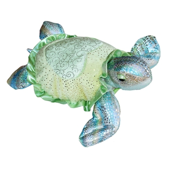 Tamara the Shiny Little Sea Turtle Stuffed Animal by Aurora