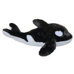 Splash the Stuffed Killer Whale by Aurora