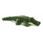 Swampy the Stuffed Alligator by Aurora