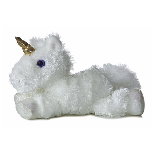 celestial the stuffed unicorn by aurora at stuffed safari