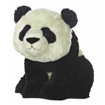 Destination Nation Panda Bear Stuffed Animal by Aurora