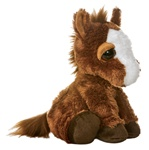 Prancer The Plush Pony Dreamy Eyes Stuffed Animal