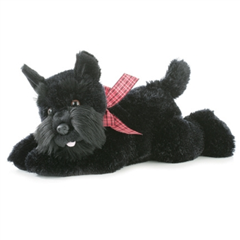 Mr. Nick the Stuffed Scottish Terrier by Aurora