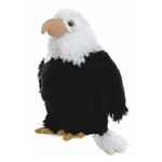 Liberty the Stuffed Bald Eagle by Aurora