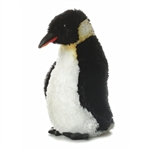 Stuffed Mini Emperor Penguin by Aurora