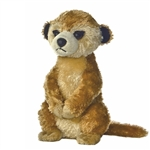 Sophia The Stuffed Meerkat By Aurora