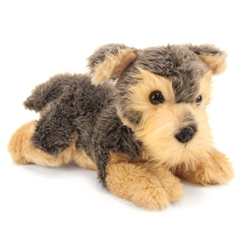 Yorky The Plush Yorkshire Terrier 12 Inch Flopsie Stuffed Dog By Aurora