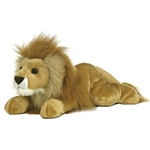 Leonardus The Stuffed Lion By Aurora
