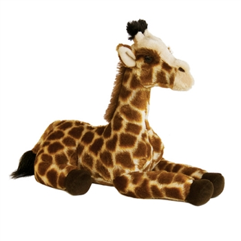 Acacia the Stuffed Giraffe Flopsie Plush Animal by Aurora