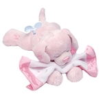Snoozee Suzee the Musical Pink Stuffed Puppy by First and Main