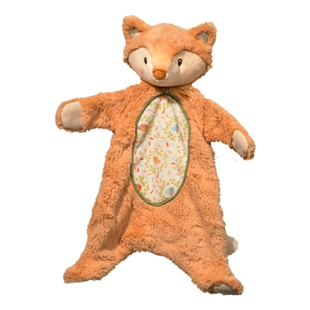 Plush Fox Baby Blanket 19 Inch Sshlumpie by Douglas