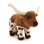 Zeb the Little Plush Longhorn by Douglas