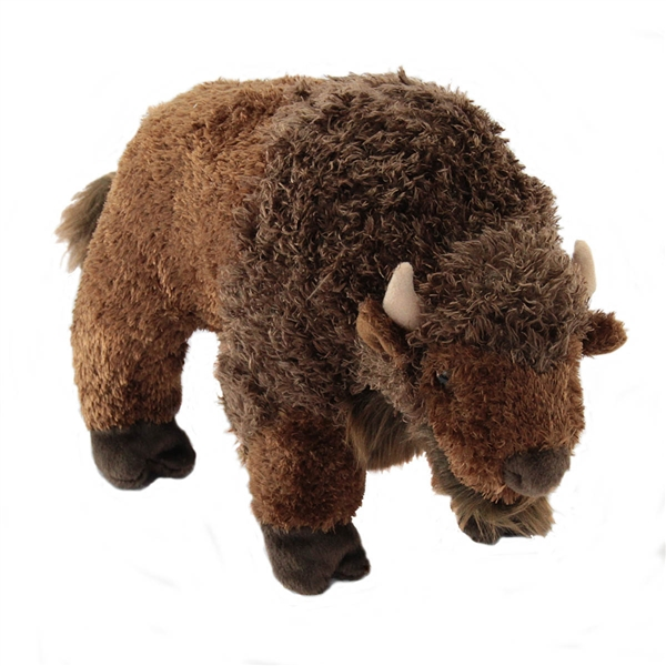 Sue The Plush Buffalo By Douglas