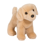 Zach the Standing Stuffed Yellow Lab by Douglas