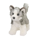 Blaze the Standing Stuffed Husky by Douglas