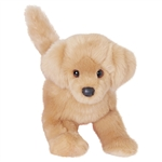 Bella the Plush Golden Retriever Puppy by Douglas