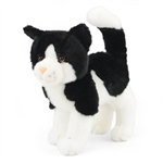 Scooter the Plush Tuxedo Cat by Douglas