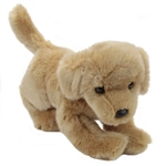 Sandi the 12 Inch Stuffed Golden Retriever Puppy by Douglas