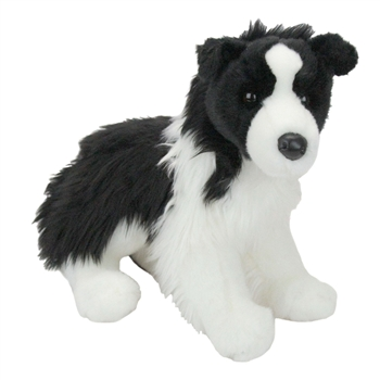 Chase the Plush Border Collie by Douglas