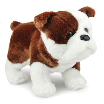 Hardy the Plush Bulldog Puppy by Douglas