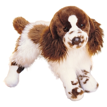 Ogilvy the Plush Springer Spaniel by Douglas