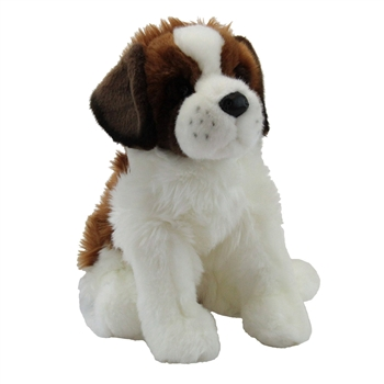 Oma the Plush St. Bernard Puppy by Douglas