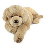 Sherman the Large Stuffed Golden Retriever by Douglas