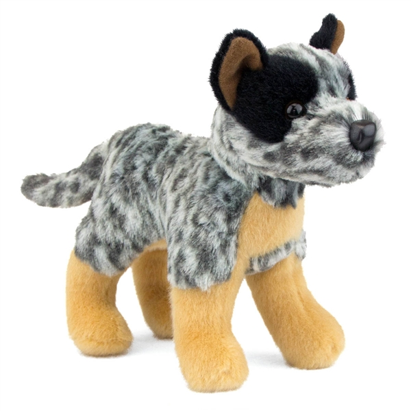 Blue Puppy Dog Stuffed Animal