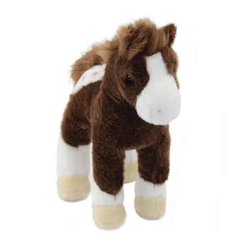 Warrior the Plush Appaloosa Horse by Douglas