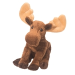 Sigmund the Floppy Plush Moose by Douglas