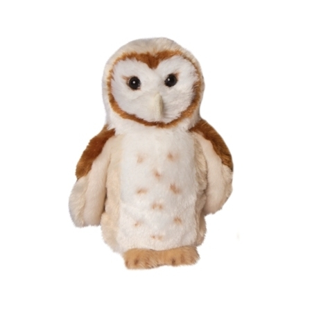 Rafter The Barn Owl Stuffed Animal By Douglas