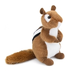 Tilly the Chipmunk Stuffed Animal by Douglas