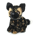 Dorf the Big Eyes Wild Dog Stuffed Animal by Fiesta