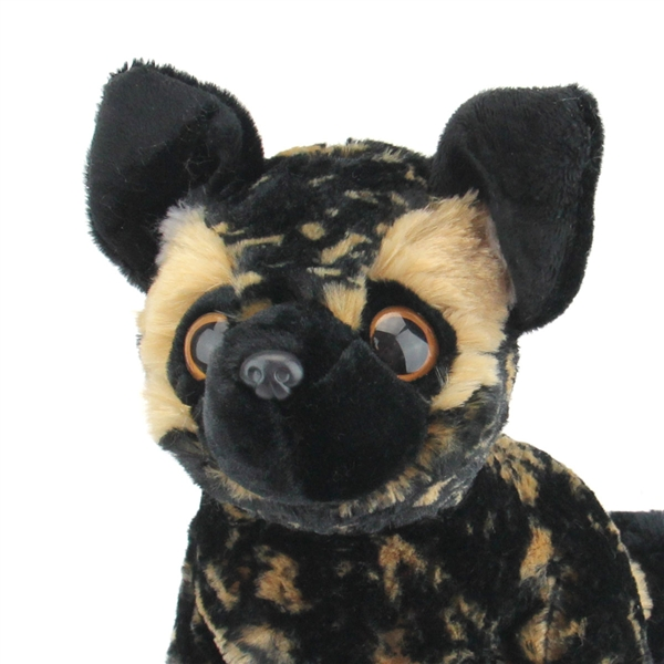 Dog Stuffed Animals With Big Eyes Dorf The Big Eyes Wild Dog