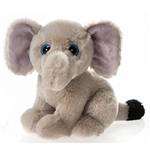 Eros the Big Eyes Elephant Stuffed Animal by Fiesta