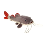 Stuffed Redtail Catfish 20 Inch Plush Animal by Fiesta