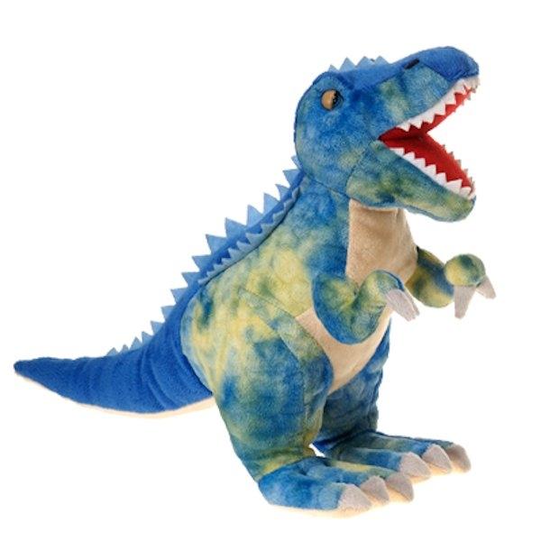 Large Stuffed Tyrannosaurus 19 Inch Plush Dinosaur By Fiesta