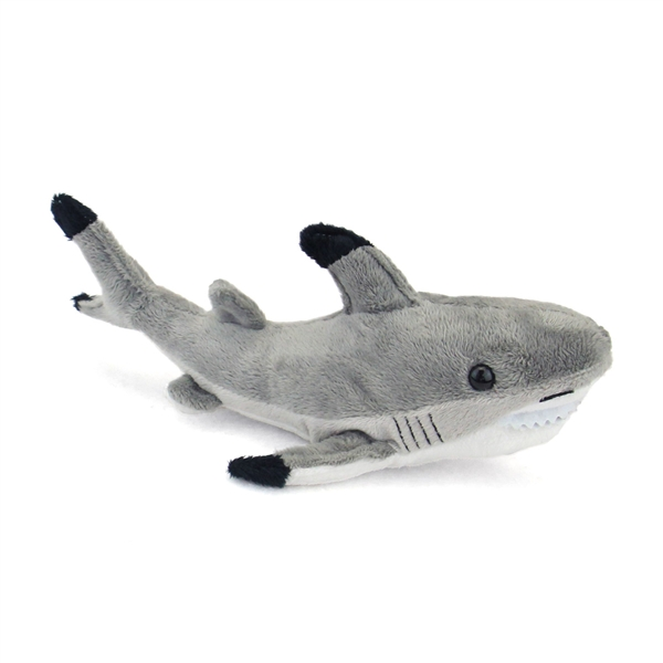 Shark Plush Toys : Stuffed shark inch plush animal by fiesta