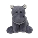 Small Plush Hippo Lil Buddies by Fiesta