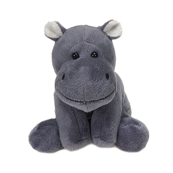 Small Plush Hippo Lil Buddies By Fiesta At Stuffed Safari