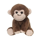 Small Plush Monkey Lil Buddies by Fiesta
