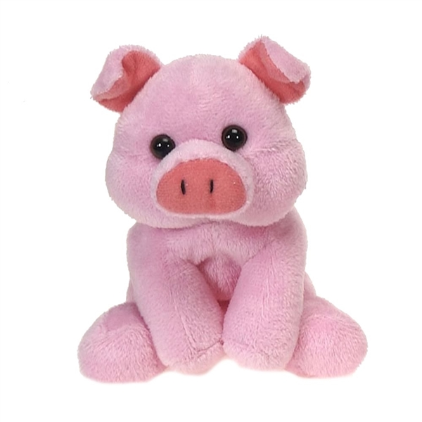 Stuffed Pig Toy For Dogs