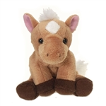 Small Plush Horse Lil Buddies by Fiesta