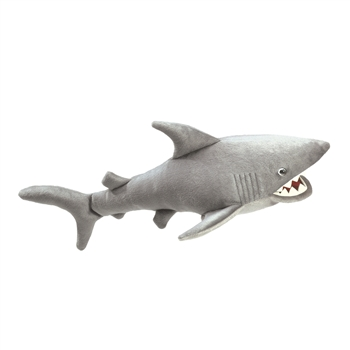 Full Body Shark Puppet by Folkmanis Puppets