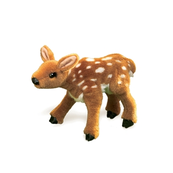 Full Body Fawn Puppet by Folkmanis Puppets