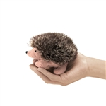 Hedgehog Finger Puppet by Folkmanis Puppets