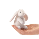 Lop Rabbit Finger Puppet by Folkmanis Puppets