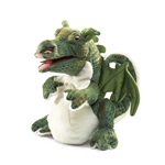 Full Body Baby Dragon Puppet by Folkmanis Puppets