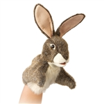 Little Hare Hand Puppet by Folkmanis Puppets