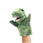 Little T-Rex Hand Puppet by Folkmanis Puppets